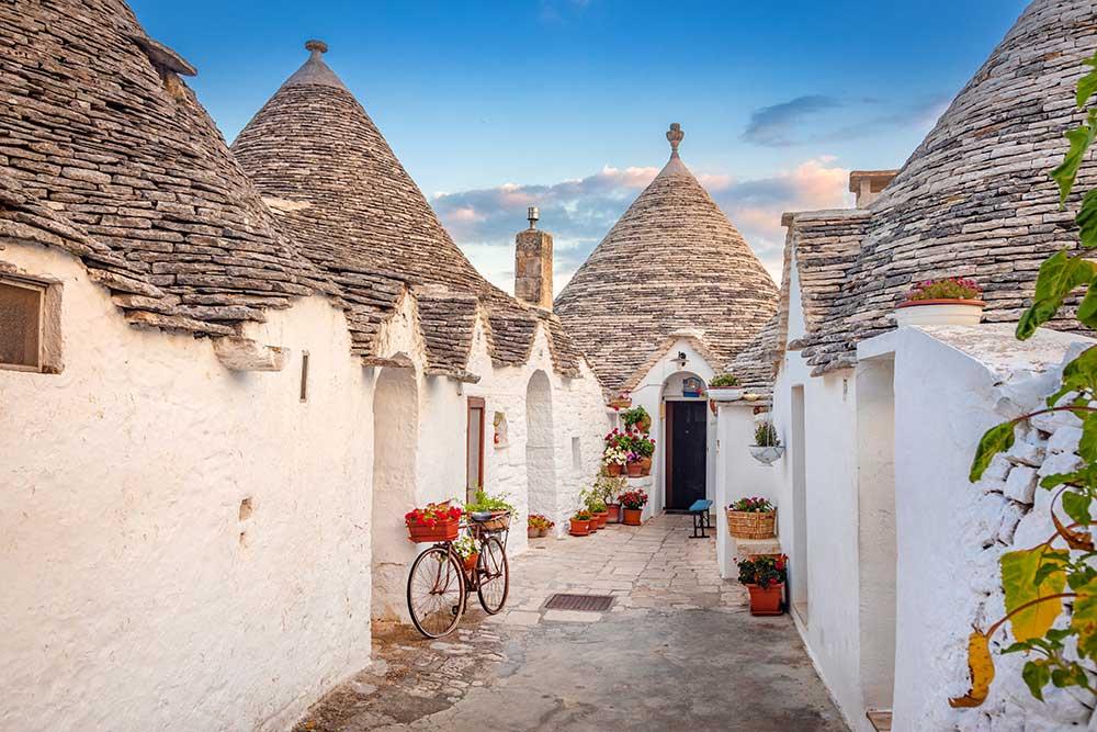 Gruppenreise Italien - Apulien