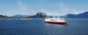 MS Nordlys - (c) Fuglefjellet /Hurtigruten
