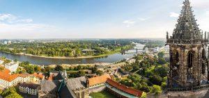 Magdeburg und ELbe