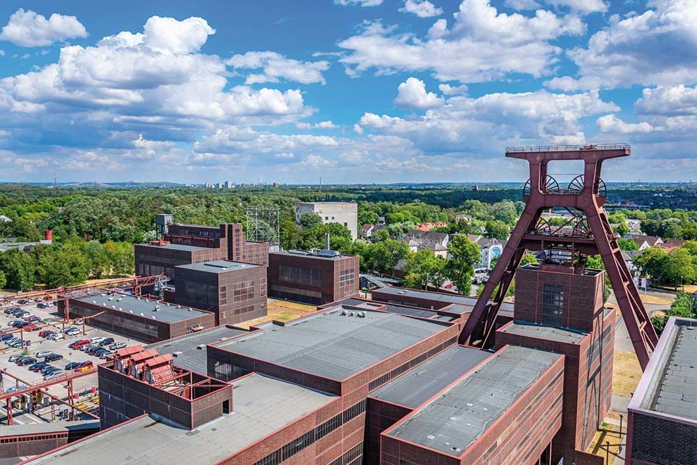 Zeche-Zollverein